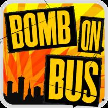 Bomb on Bus Cover