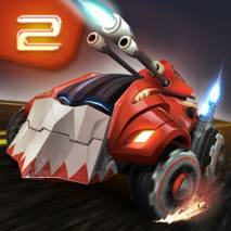 Racing Tank 2 dvd cover