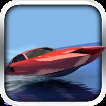 Speed Boat Parking 3D 2015 dvd cover