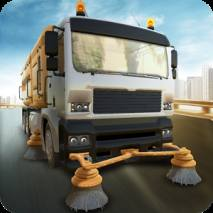 Road Sweeper City Driver 2015 Cover