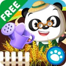 Dr Panda's Veggie Garden dvd cover