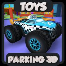 Toys Parking 3D dvd cover