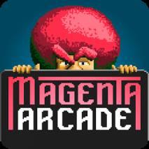 Magenta Arcade dvd cover
