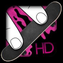 Fingerboard HD Skateboarding dvd cover