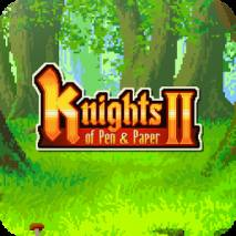 Knights of Pen & Paper 2 dvd cover