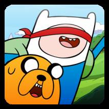 Adventure Time Blind Finned dvd cover