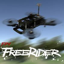 FPV Freerider dvd cover