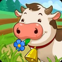 Jolly Days Farm dvd cover