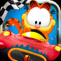 Garfield Kart Fast & Furry Cover
