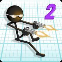 Gun Fu: Stickman 2 dvd cover