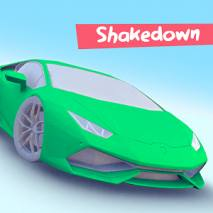 Shakedown Racing dvd cover