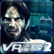 Vr Sneaking Mission 2 dvd cover