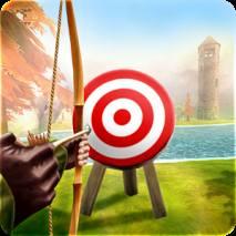 Archery Simulator 3D dvd cover
