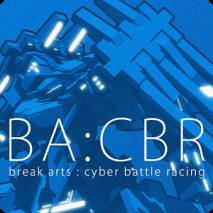 BREAKARTS: Cyber Battle Racing Cover