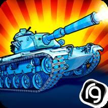 Boom! Tanks dvd cover