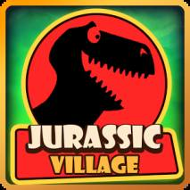 Jurassic Village dvd cover