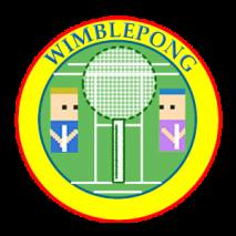 WimblePong Tennis dvd cover