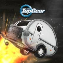 Top Gear: Caravan Crush dvd cover