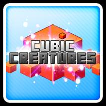 Cubic Creatures dvd cover