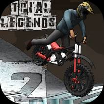 Trial Legends 2 HD dvd cover