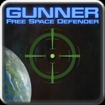 Gunner : Free Space Defender Cover