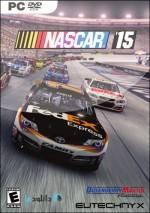 NASCAR '15 dvd cover