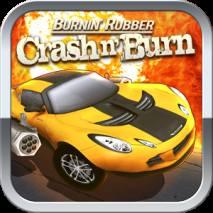 Burnin' Rubber Crash n' Burn dvd cover