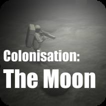 Colonisation: The Moon Cover