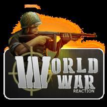 World War Reaction dvd cover