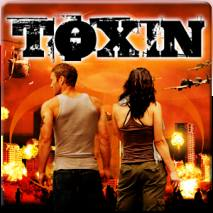 TOXIN Zombie Annihilation dvd cover