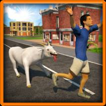 Crazy Goat in Town 3D dvd cover