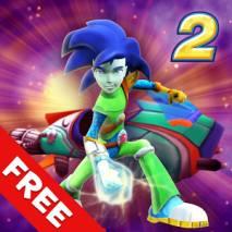 Math Blaster HyperBlast 2 Free dvd cover