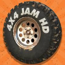 4x4 Jam HD dvd cover
