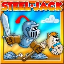Steel Jack dvd cover