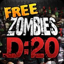 Zombies Dead in 20 Free dvd cover