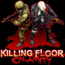 Killing Floor: Calamity dvd cover