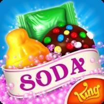 Candy Crush Soda Saga dvd cover