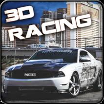 3d Race : Urban Chaos dvd cover
