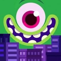 Monsters Ate My Metropolis dvd cover