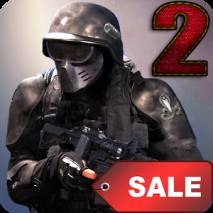 Second Warfare 2 dvd cover