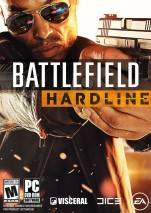 Battlefield: Hardline dvd cover