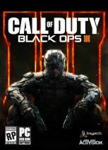 Call of Duty®: Black Ops III dvd cover