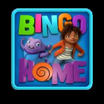 Bingo HOME: Race to Earth dvd cover