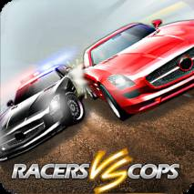 Racers Vs Cops: Multiplayer dvd cover