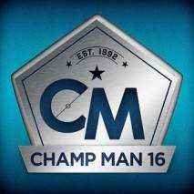 Champ Man 16 Cover