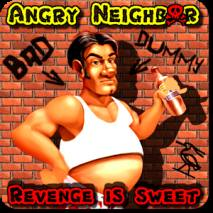Angry Neighbor - Reloaded dvd cover