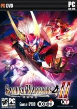 SAMURAI WARRIORS 4-II dvd cover