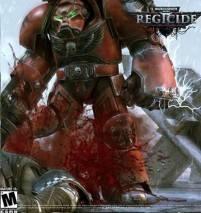 Warhammer 40,000: Regicide poster