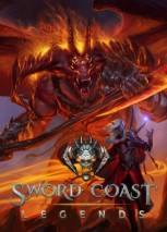 Sword Coast Legends dvd cover