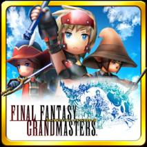 Final Fantasy Grandmasters dvd cover